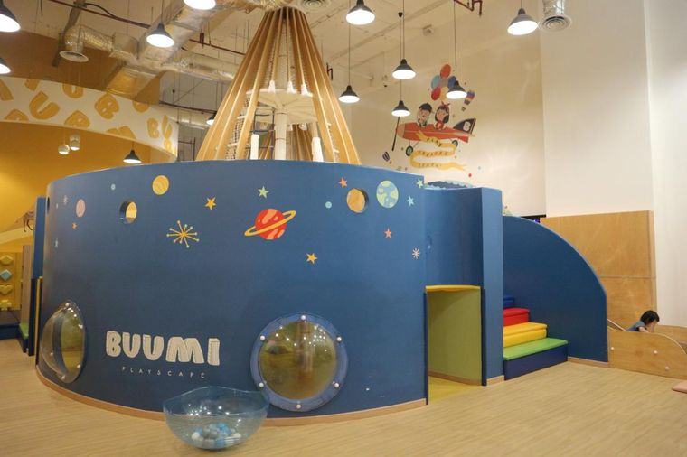 Foto Buumi Playscape